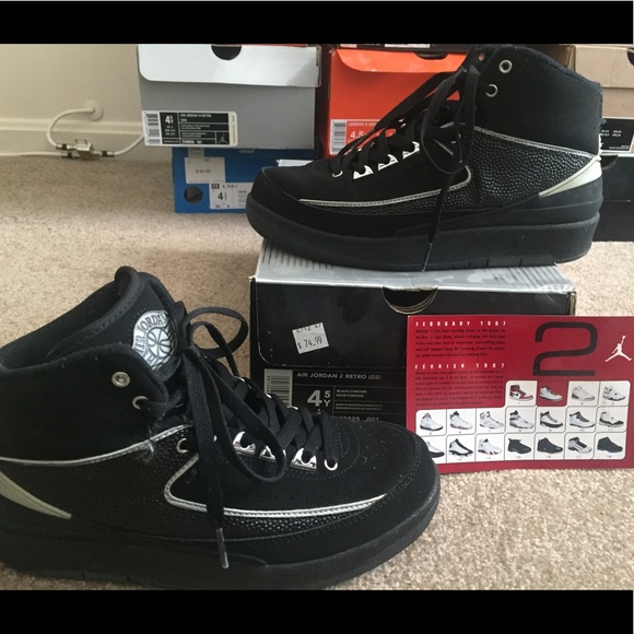 Jordan Other - Air Jordan Retro 2 cb09461606